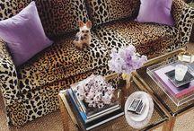 Animal Print / Animal Print Home Decor