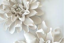 seramik flower