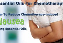 Essential Oils For Cancer / Natural ways to help and support people going through cancer and chemotherapy