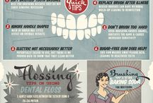 Dental Tips & Eduacation / Tips for your teeth!