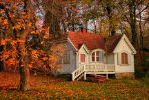 Beautiful houses and landscapes / by Sofia Hellström