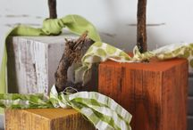 DIY: Fall Craft and Decor / Creative craft and decor for Fall and Halloween