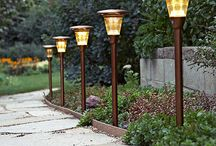 Curb Appeal / When looking to sell a home, or live in a happy well maintained home, you should add some curb appeal.
