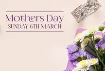 Mother's Day Inspiration / With Mother's Day this weekend, we have put together some inspirational photographs to help you and your mum have a fantastic weekend! And what a better gift than a piece of jewellery or a stunning watch, which she can cherish for years to come?