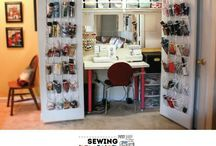 CRAFT ROOM/SPACES