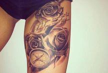 Moje obľúbené tetovania