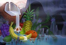 Tempêtes de boulettes géantes 2 - L'île des Miam-Nimaux / Par Sony Pictures animation.