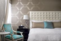 Wallpaper / by Eheart Interior Solutions