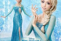 Frozen Party & Ideas / by Whimsically Detailed