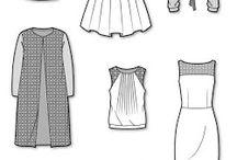 clothing drawings