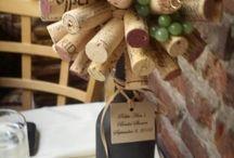 Bastelprojekte mit Weinkorken