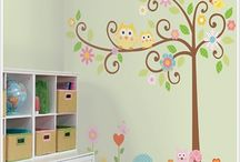 home: kids rooms / by Aisyah Roslan