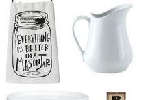 Kitchen necessaries