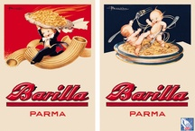 Vintage Posters & Photos / The roots of Barilla & Italian culture lie in these posters and photos, so absorb a bit of Barilla's history!