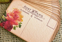 | Postcard Design | / Graphic Design | Postcards