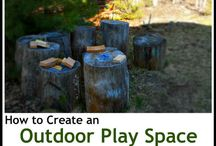 Outdoor Play / Fun and games for outside