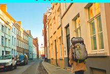 Backpacking Europe 2017