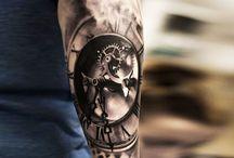 Klok tatoeages