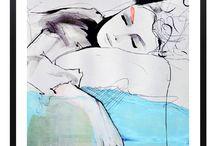 Artwork ✽ / Sammlung über Cover, Poster, Kunst, Photographie