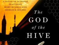 The God of the Hive / Images from the tenth book in the Mary Russell–Sherlock Holmes series.