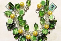 St. Patrick's Day Inspiration / Be inspired by the green of Ireland this St. Patrick's Day! / by Bead Me Magazine