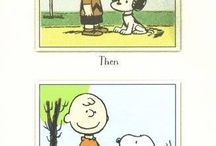 Charlie Brown (and snoopy)