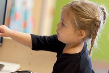 Kindergarten Program / Our Kindergarten Program allows children to gain exceptional skills for academic fulfillment and a love of learning.