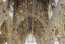 Nech sú všade svetielka / -- lights │ installations │etc --