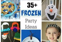 Kiki Frozen Party