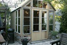 Gorgeous green house