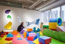 Sala de juego niños