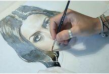 malování / malování