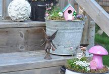 Garden Plants Crafts Decor / by Christina DeGuzman