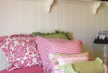 New girls Bedroom / by Taylor Kowallis