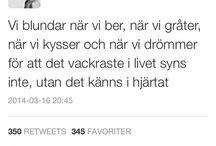 Svenskt överflöd.