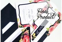 Invites wedding