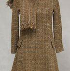 Vintage Winter Woolens / Vintage wool fashions for ladies of distinction.