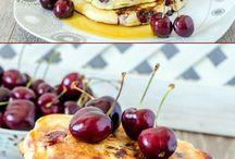 pancakes and waffels / by Helen Kurth