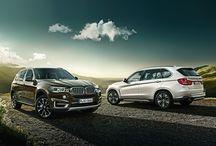 BMW X5 / The BMW X5