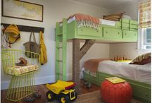 Boys bedroom / by Briana Tate