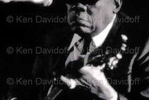 John Lee Hooker classic blues photos / John Lee Hooker classic blues photographs
