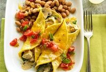 Healthy & Delicious / Saludable y Delicioso / Delicious Latino/Hispanic food with a healthy twist!
