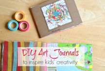 diy art journals