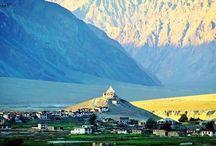 Zanskar, petit Tibet / Padum - Lamayuru 1982