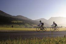Rennrad / Das #tannheimertal ist schon längst nicht nur mehr Amateuren, sondern auch Rennrad Profis ein Begriff. Schon zahlreiche Rennrad-Touren führten durchs #tannheimertal und auch der jährliche Rad-Marathon-Tannheimer Tal und die Rennrad-Wochen sind zu einem populären Event geworden.