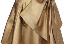 Skirt / Pants / by Azeana Kamarudin