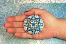 Mandala sassi