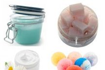 Soap, Lotions & Potions / by Geertje Hans