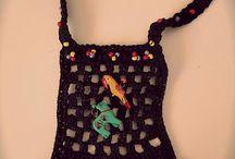 Arte crochet y malla