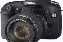 the Canon EOS 30D